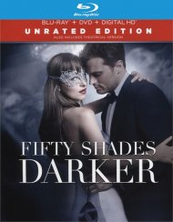 Fifty Shades Darker (Blu-ray + DVD + UltraViolet) Blu-ray Movie
