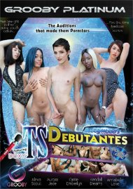 Buddy Wood's TS Debutantes Porn Video