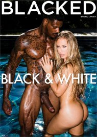 Black & White Vol. 11 porn DVD from Blacked.