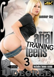 Anal Training Teens 3 porn video from Third Degree Films.