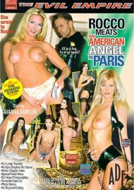 Rocco Meats an American Angel in Paris Porn Movie