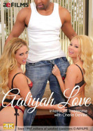 Aaliyah Love and Cherie Deville Enjoy Interracial Threesome Porn Video