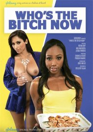 Who's The Bitch Now DVD porn movie from Girlsway.