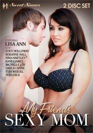 My Friend's Sexy Mom porn DVD from Sweet Sinner.