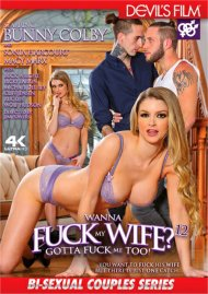 Wanna Fuck My Wife Gotta Fuck Me Too 12 HD porn video from Aziani.