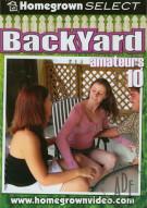 Backyard Amateurs #10 Porn Movie