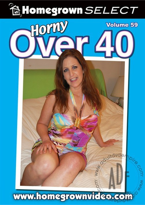 Horny over 40 porn