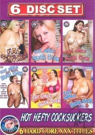Hot Hefty Cocksuckers (6-Pack) Porn Movie