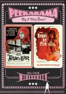 Peekarama: Altar Of Lust, The / Angel On Fire (Double Feature) Movie