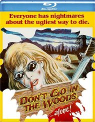 Dont Go In The Woods (Blu-ray + DVD Combo) Blu-ray Movie