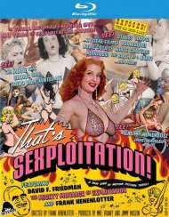 Thats Sexploitation! Blu-ray Movie