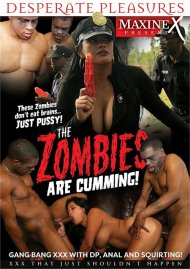 Zombies Are Cumming!, The Porn Movie