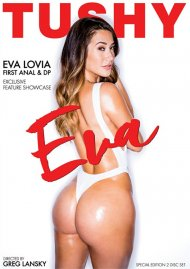 Eva porn DVD from Tushy.
