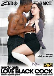 Nerdy Girls Love Black Cock Porn Movie