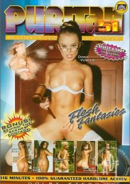 Puritan Video Magazine 51: Flesh Fantasies Porn Video