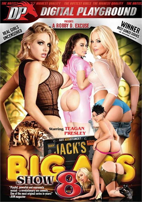 Jacks Playground: Big Ass Show 8