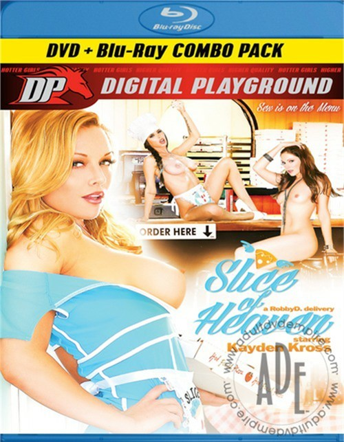 Slice Of Heaven (DVD + Blu-ray Combo)