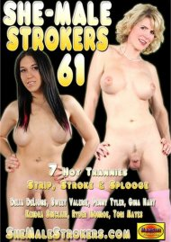She-Male Strokers 61 Porn Movie