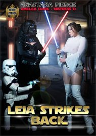 Leia Strikes Back Movie
