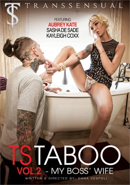 TS Taboo 2: My Boss' Wife