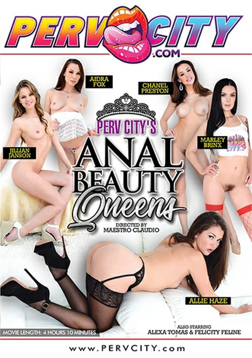 Perv Citys Anal Beauty Queens