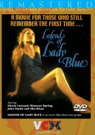Legend of Lady Blue Porn Movie