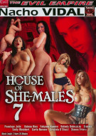 House Of She-Males 7 Porn Movie