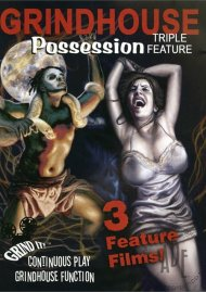 Grindhouse Possession Triple Feature Movie