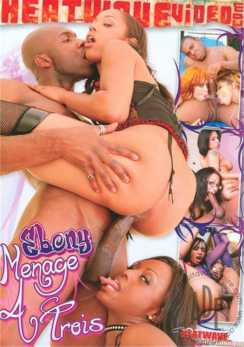ebony pornstar menage