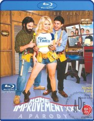 Home Improvement XXX A Parody Blu-ray