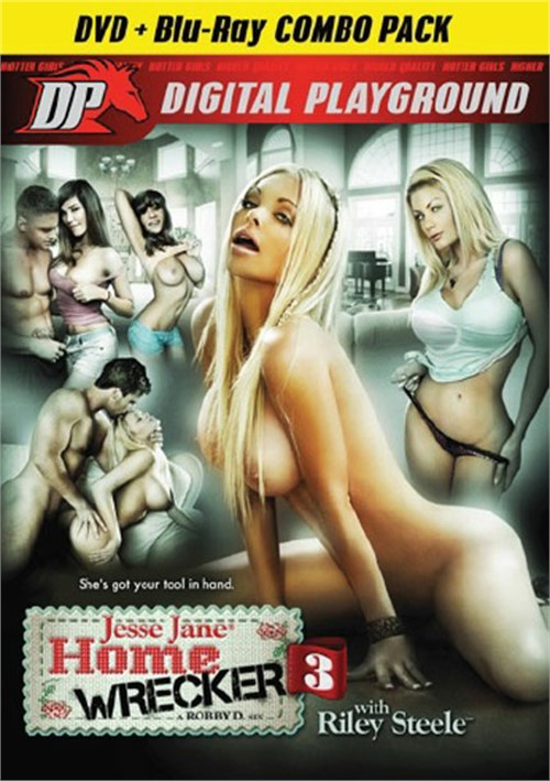 Home Wrecker 3 (DVD + Blu-ray Combo)