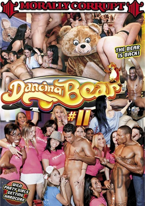 Dancing bear adult-4027