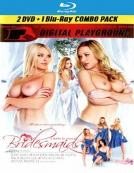 Bridesmaids (DVD + Blu-ray Combo) Blu-ray Porn Movie