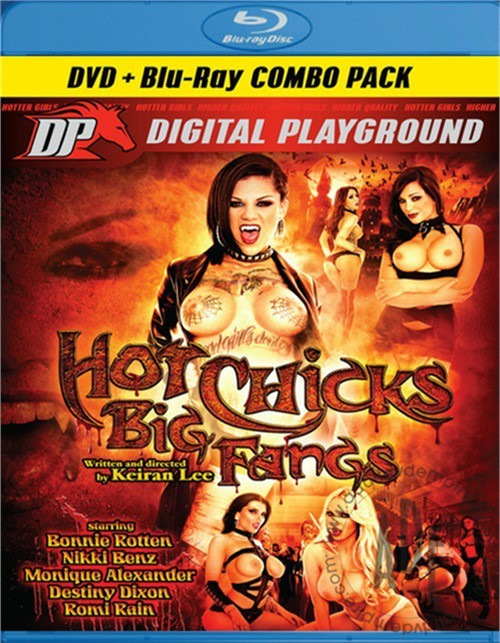 Hot Chicks Big Fangs (DVD + Blu-ray Combo)