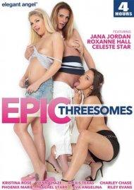 Epic Threesomes Porn Movie