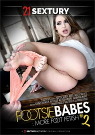 Footsie Babes: More Foot Fetish 2 Porn Movie