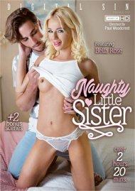Naughty Little Sister porn DVD from Digital Sin.