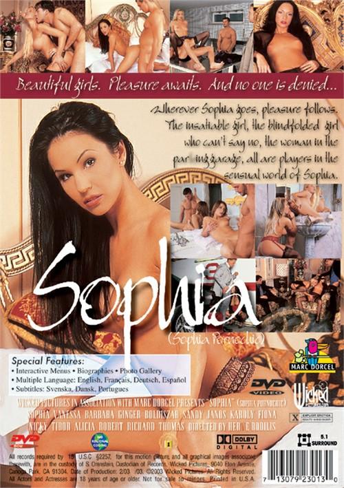 Sophie pornochic