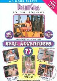 Dream Girls: Real Adventures 77 Porn Video