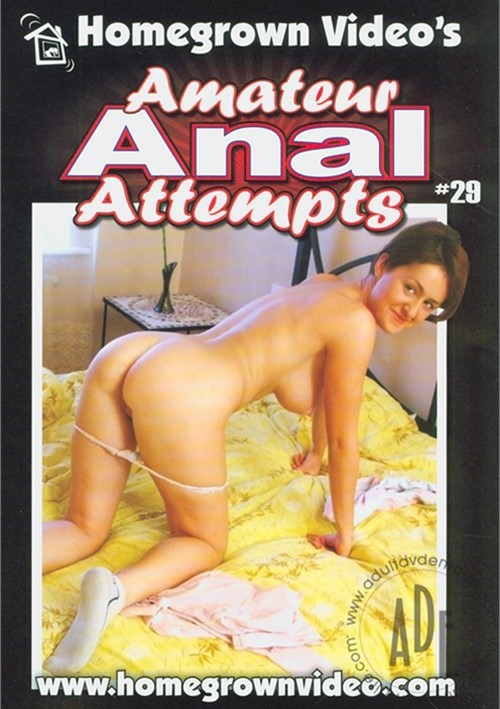 Amateur Anal Attempts 29