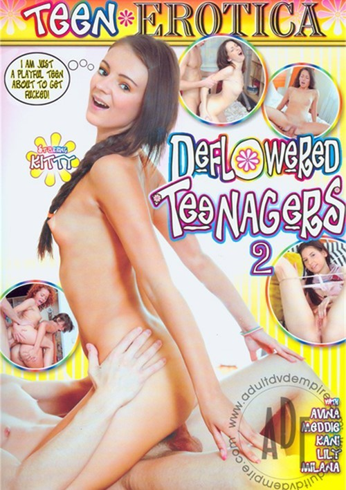 Deflowered Teenagers 2 2012  Adult Dvd Empire-4929