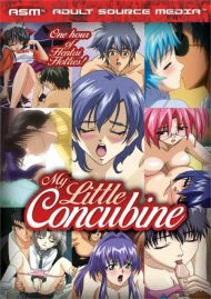 My Little Concubine porn DVD from Adult Source Media.