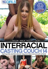 Interracial Casting Couch 14 Porn Movie