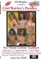 Girl Watcher's Paradise Volume 2045, A Porn Video