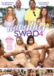 Daughter Swap 4DVD porn movie from Team Skeet.
