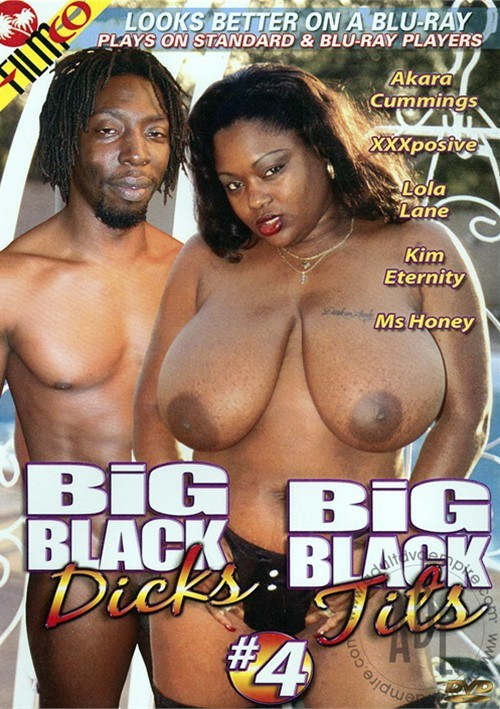 Huge black tits movies