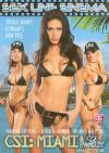 CSI: Miami  A XXX Parody Boxcover