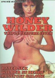Honey Wilder Triple Feature 7 Porn Movie