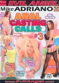 Anal Casting Calls #3 Porn Movie