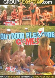 Outdoor Pleasure Games Porn Video